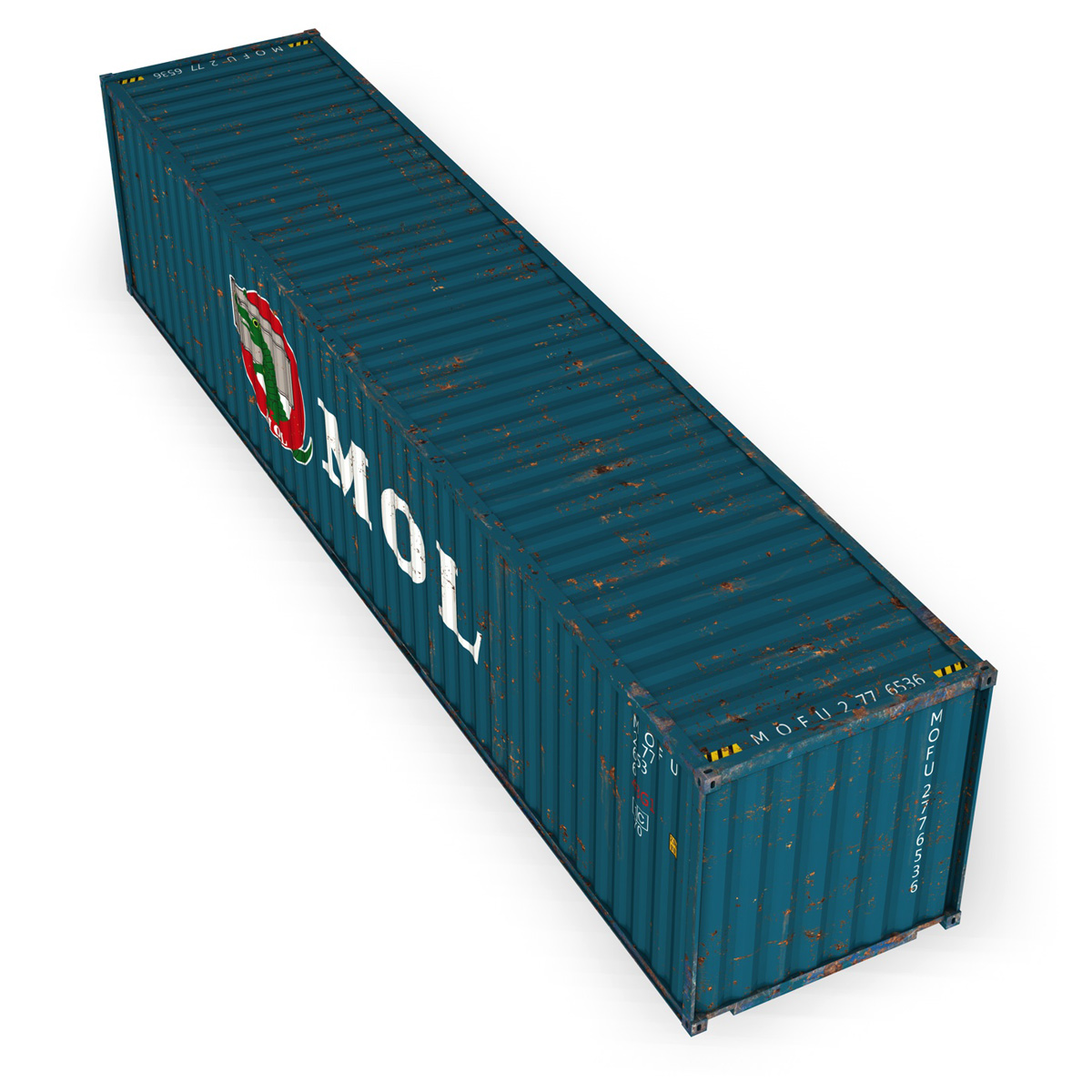40ft shipping container – mol 3d model 3ds fbx lwo lw lws obj c4d 265138