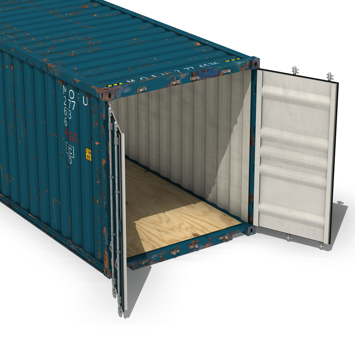 40ft shipping container – mol 3d model 3ds fbx lwo lw lws obj c4d 265139