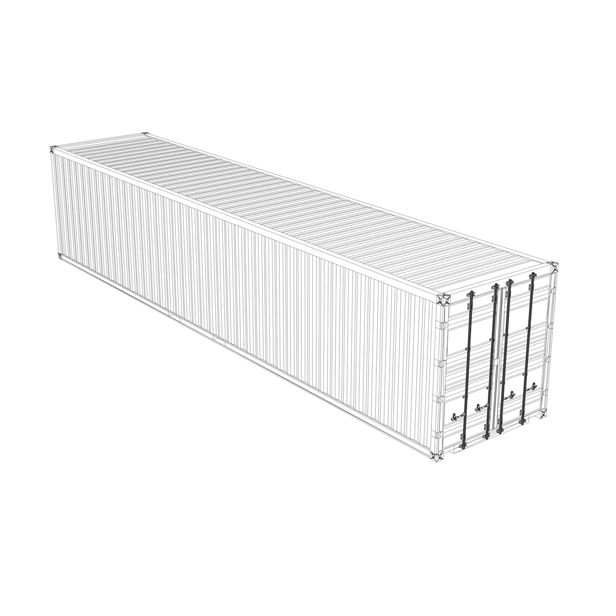 40ft shipping container – mol 3d model 3ds fbx lwo lw lws obj c4d 265142