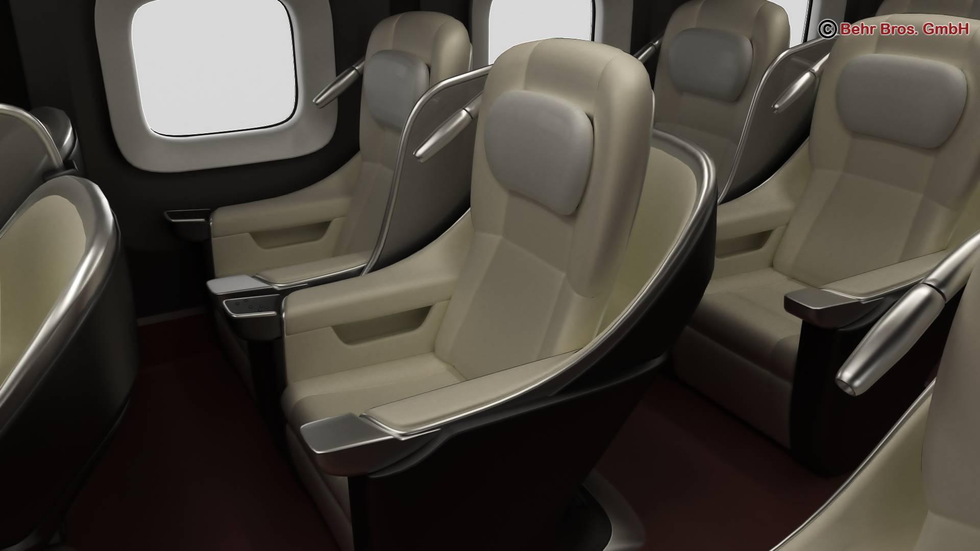 shinkansen e7 3d model 3ds max fbx c4d lwo ma mb obj 265665