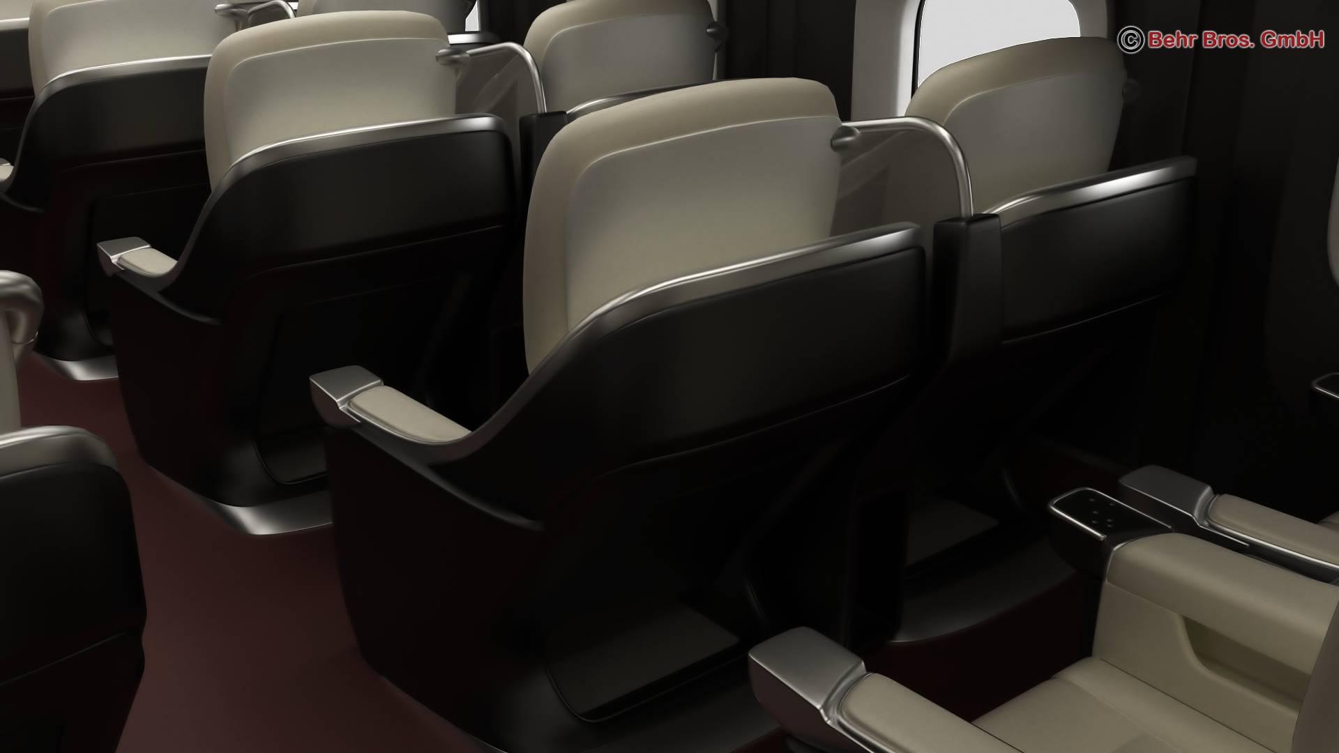 shinkansen e7 3d model 3ds max fbx c4d lwo ma mb obj 265666