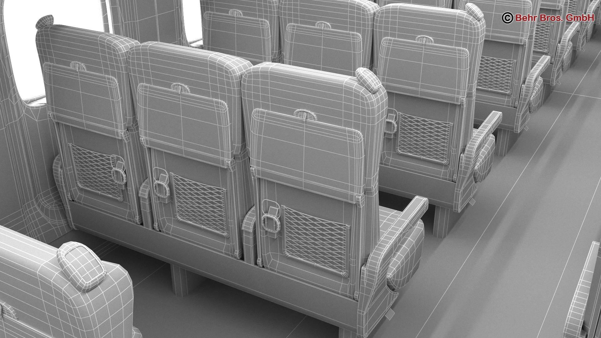shinkansen e7 3d model 3ds max fbx c4d lwo ma mb obj 265683