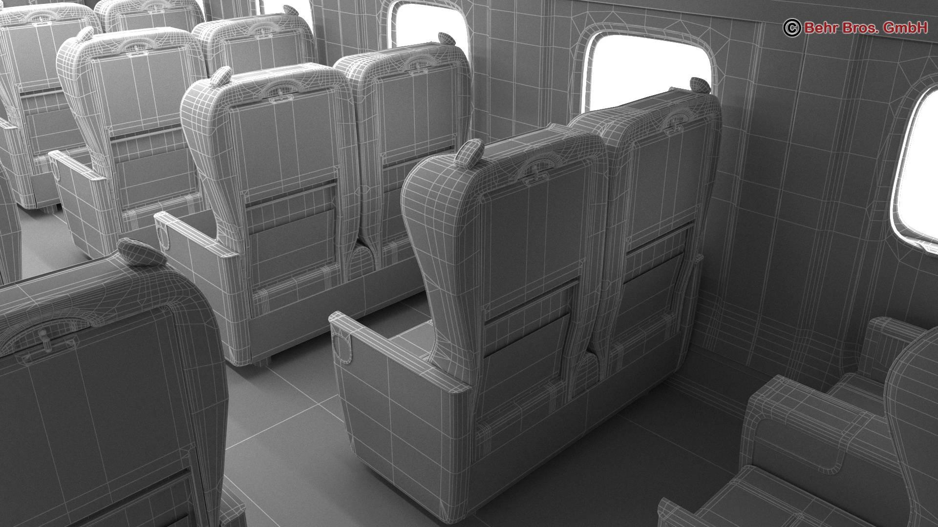 shinkansen e7 3d model 3ds max fbx c4d lwo ma mb obj 265684