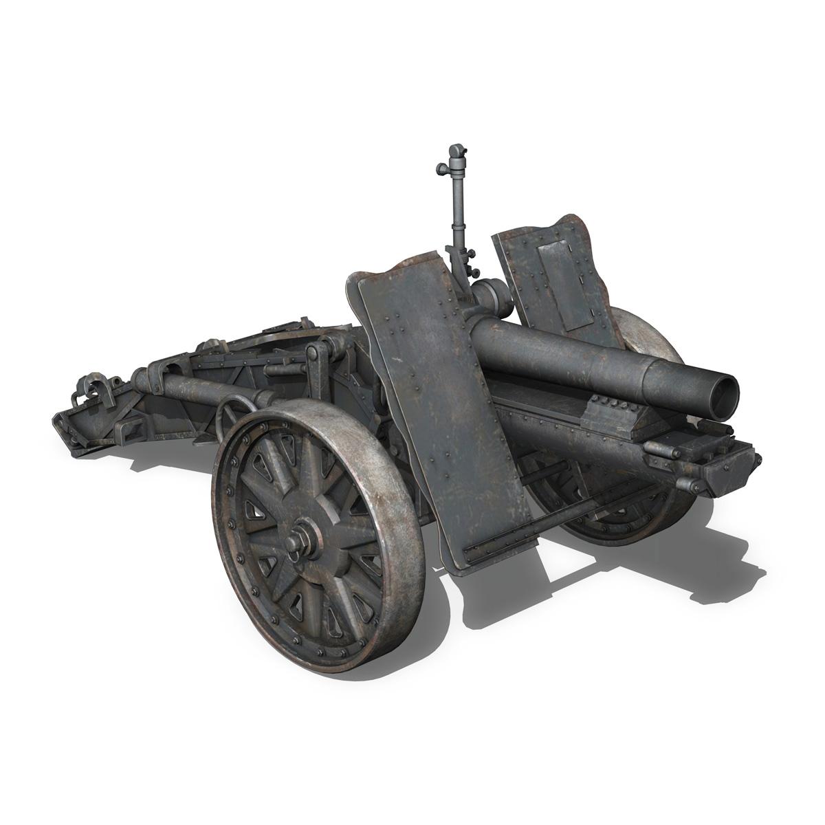 sturmpanzer 1 – bison – alter fritz – 2pzdiv 3d model 3ds fbx lwo lw lws obj c4d 265800