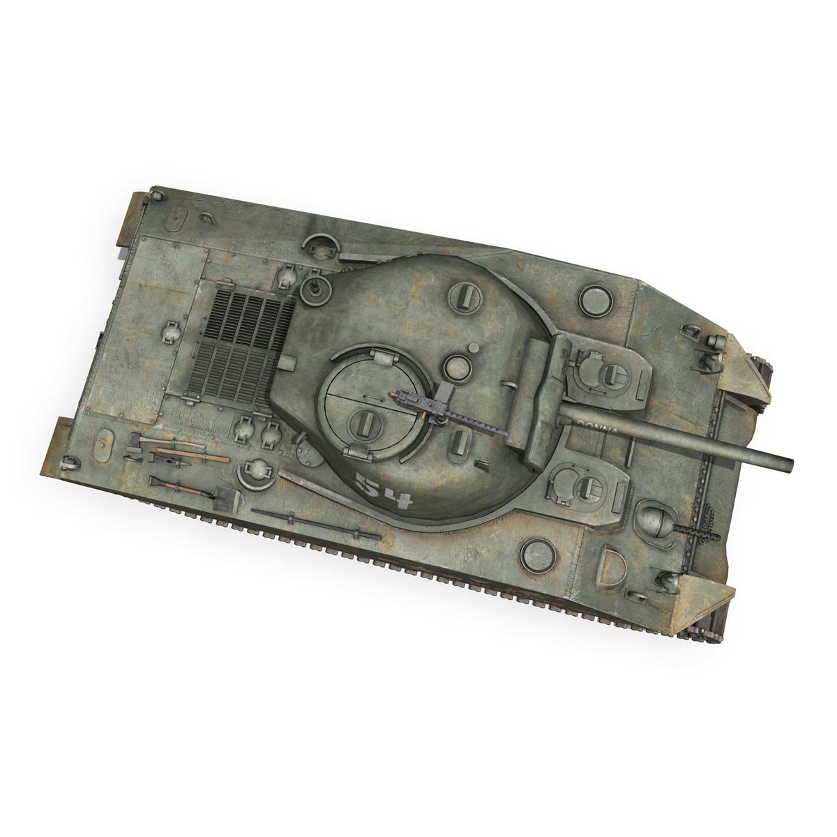 M4A2 Sherman – Destroyer