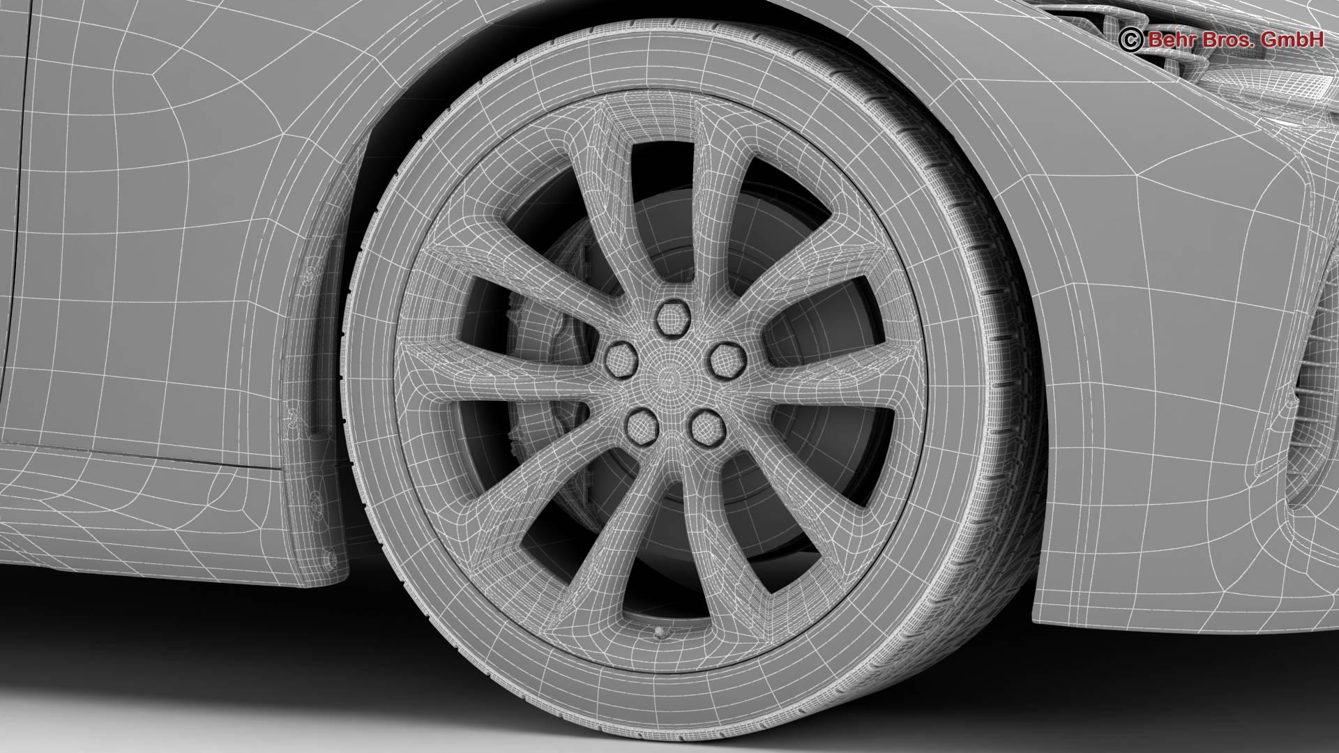 lexus lc 500 eu hybrid 2018 3d model 3ds max fbx c4d lwo ma mb obj 267500