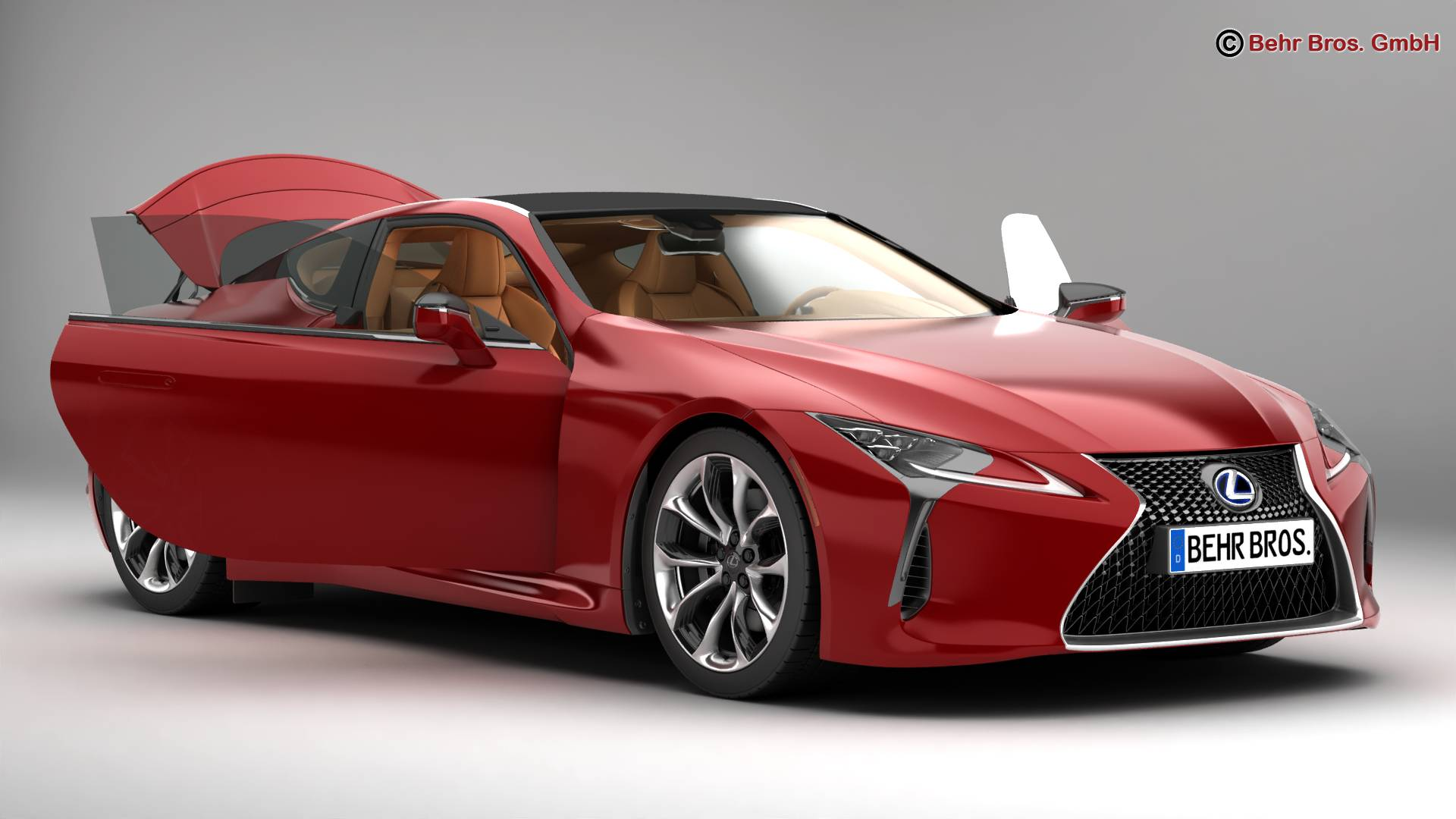 Lexus Lc 500 Interior >> Lexus LC 500 US Hybrid 2018 3D Model – Buy Lexus LC 500 US Hybrid 2018 3D Model | FlatPyramid