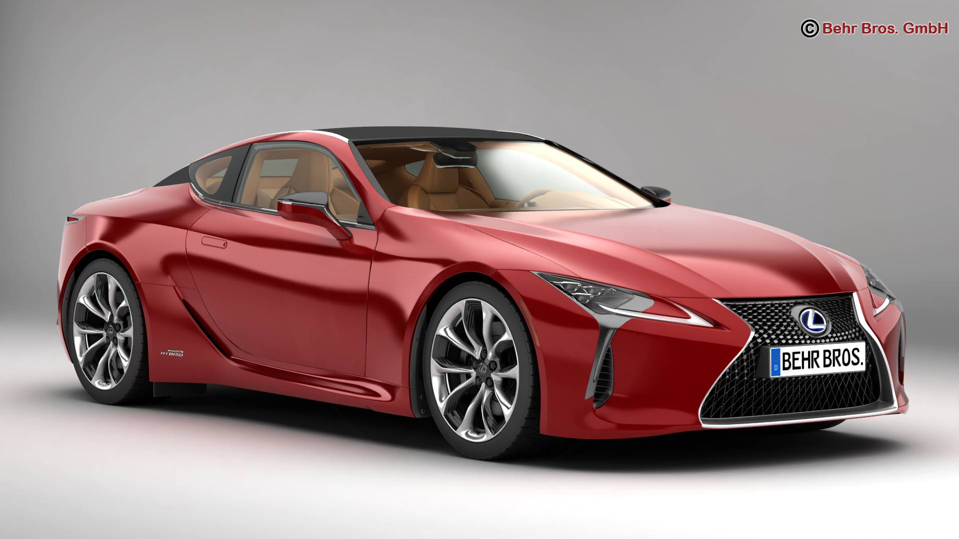 lexus lc 500 us hybrid 2018 3d model buy lexus lc 500 us hybrid 2018 3d model flatpyramid. Black Bedroom Furniture Sets. Home Design Ideas