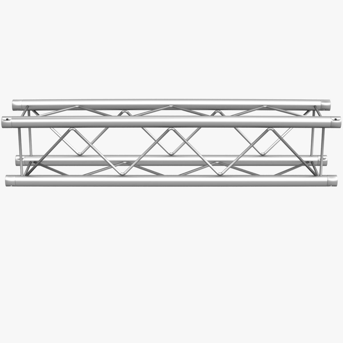 Light duty square truss collection 9 modular 3d model for Buy trusses