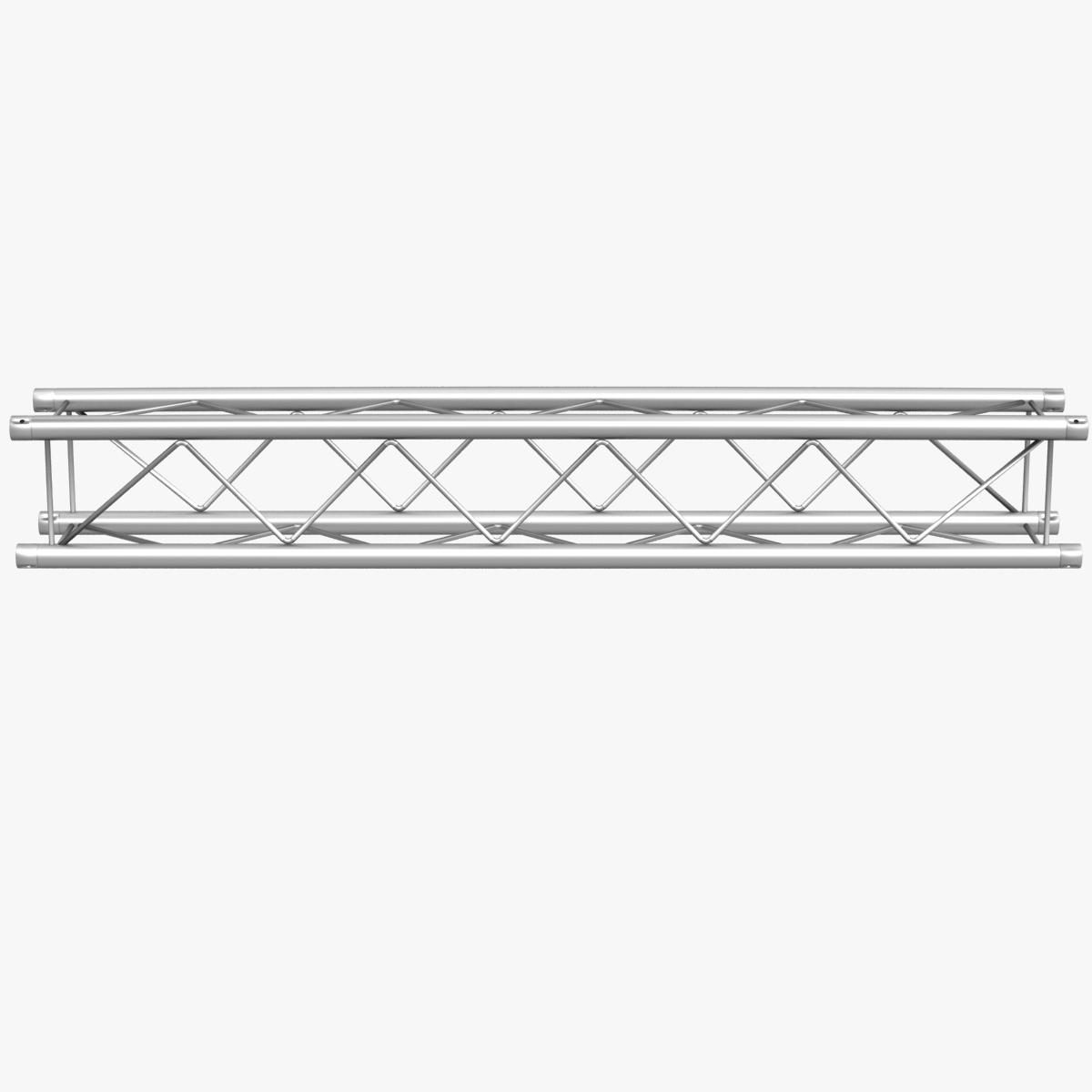 Light duty square truss collection 9 modular 3d model for Where to buy trusses