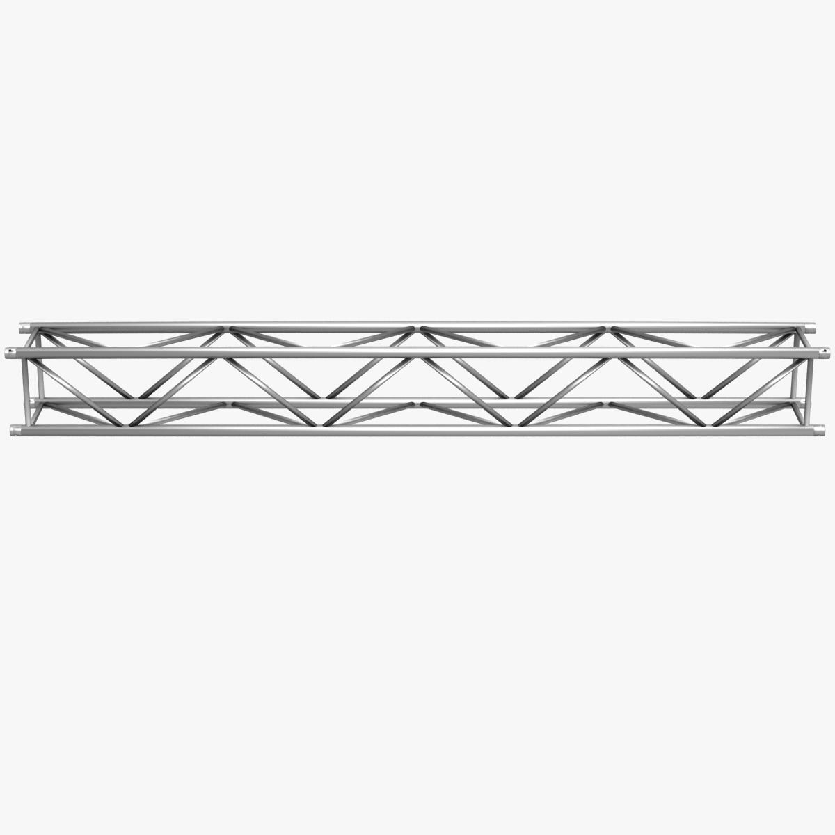 big square truss (collection 10 modular pieces) 3d model 3ds dxf fbx c4d dae  268555