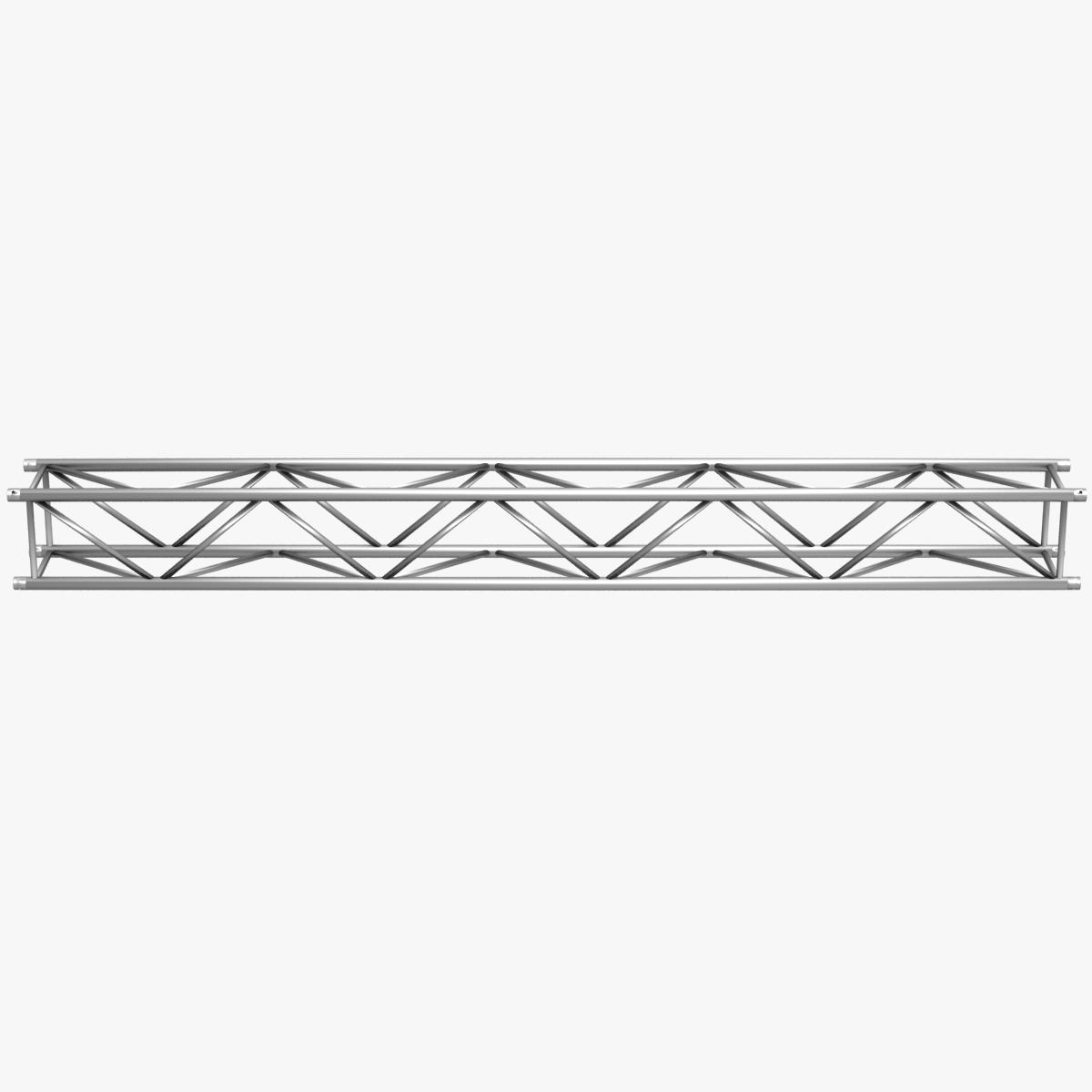 big square truss (collection 10 modular pieces) 3d model 3ds dxf fbx c4d dae  268557