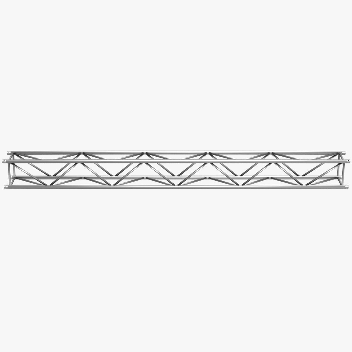 big square truss (collection 10 modular pieces) 3d model 3ds dxf fbx c4d dae  268559