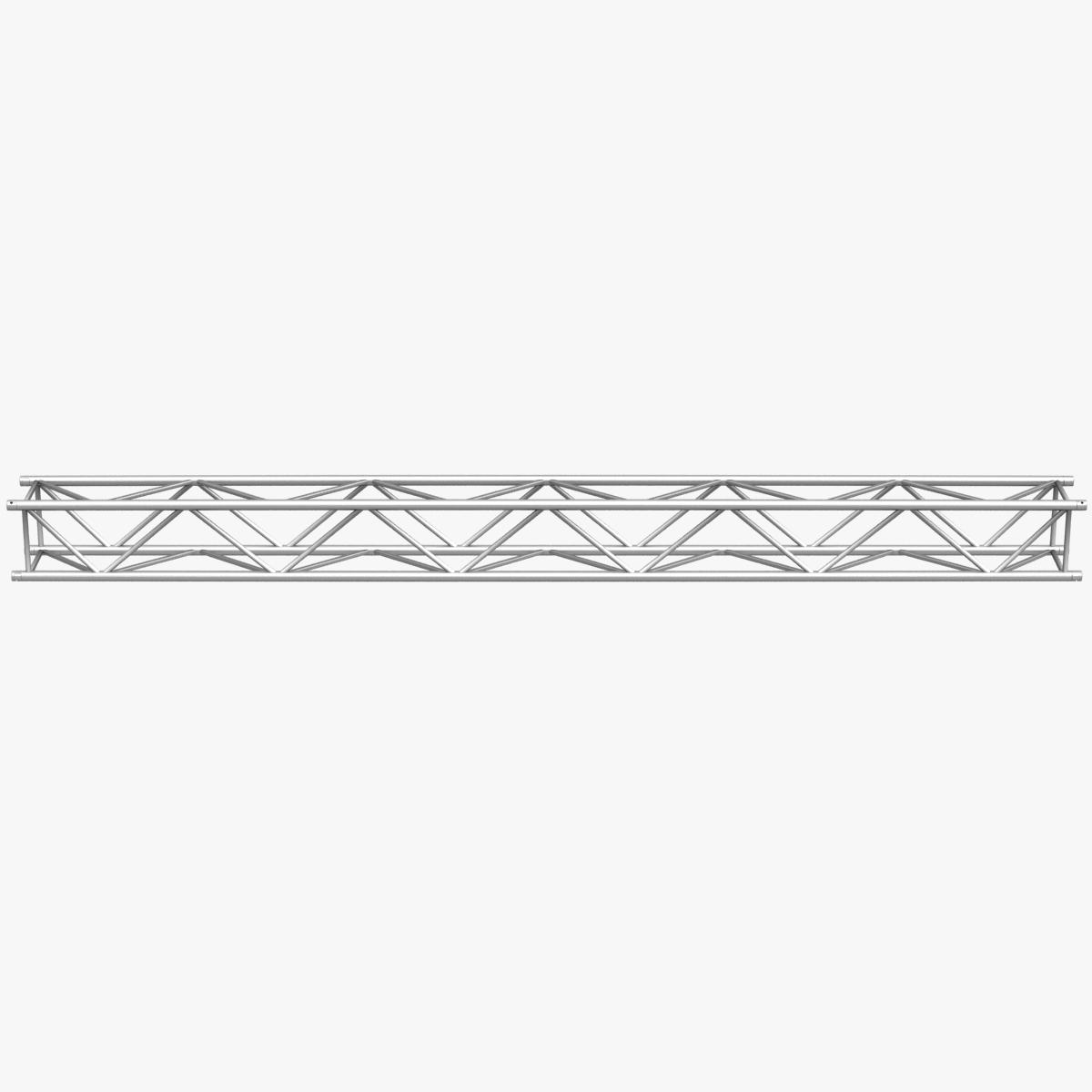 big square truss (collection 10 modular pieces) 3d model 3ds dxf fbx c4d dae  268561