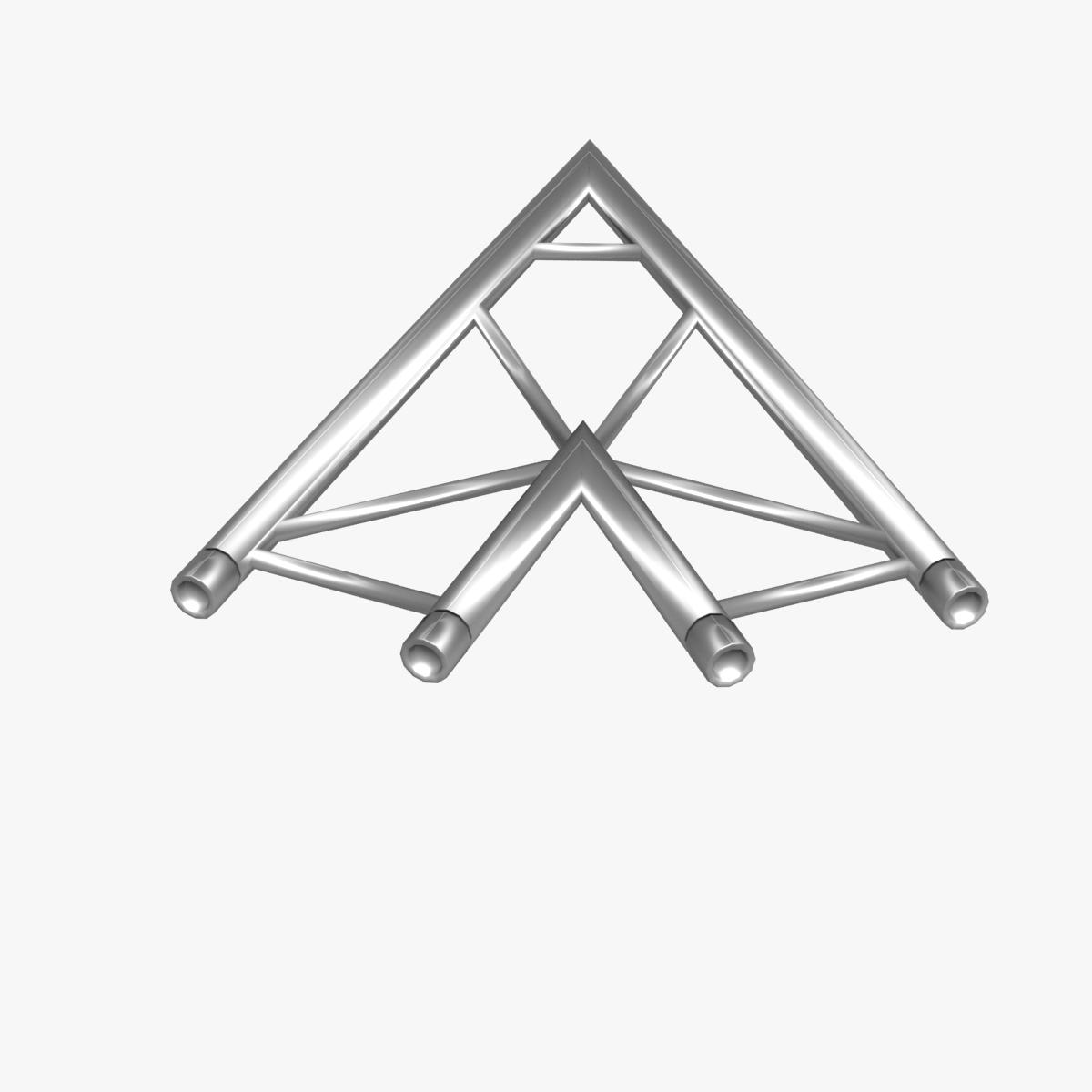 beam trusses (collection 24 modular pieces) 3d model 3ds max dxf fbx bmp blend c4d dae other obj 268747