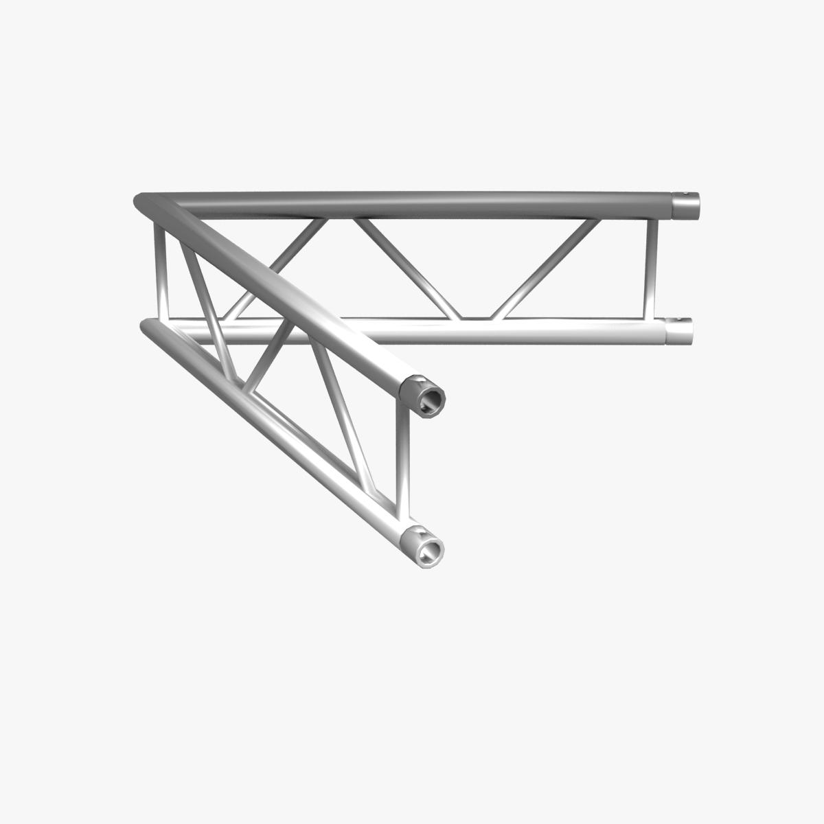 beam trusses (collection 24 modular pieces) 3d model 3ds max dxf fbx bmp blend c4d dae other obj 268751