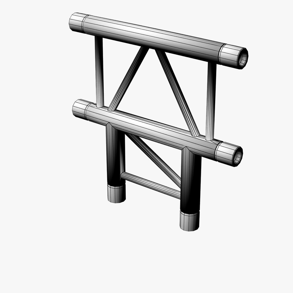 križni i križni spoj snopa 134 3d model 3ds max dxf fbx c4d obj 268780