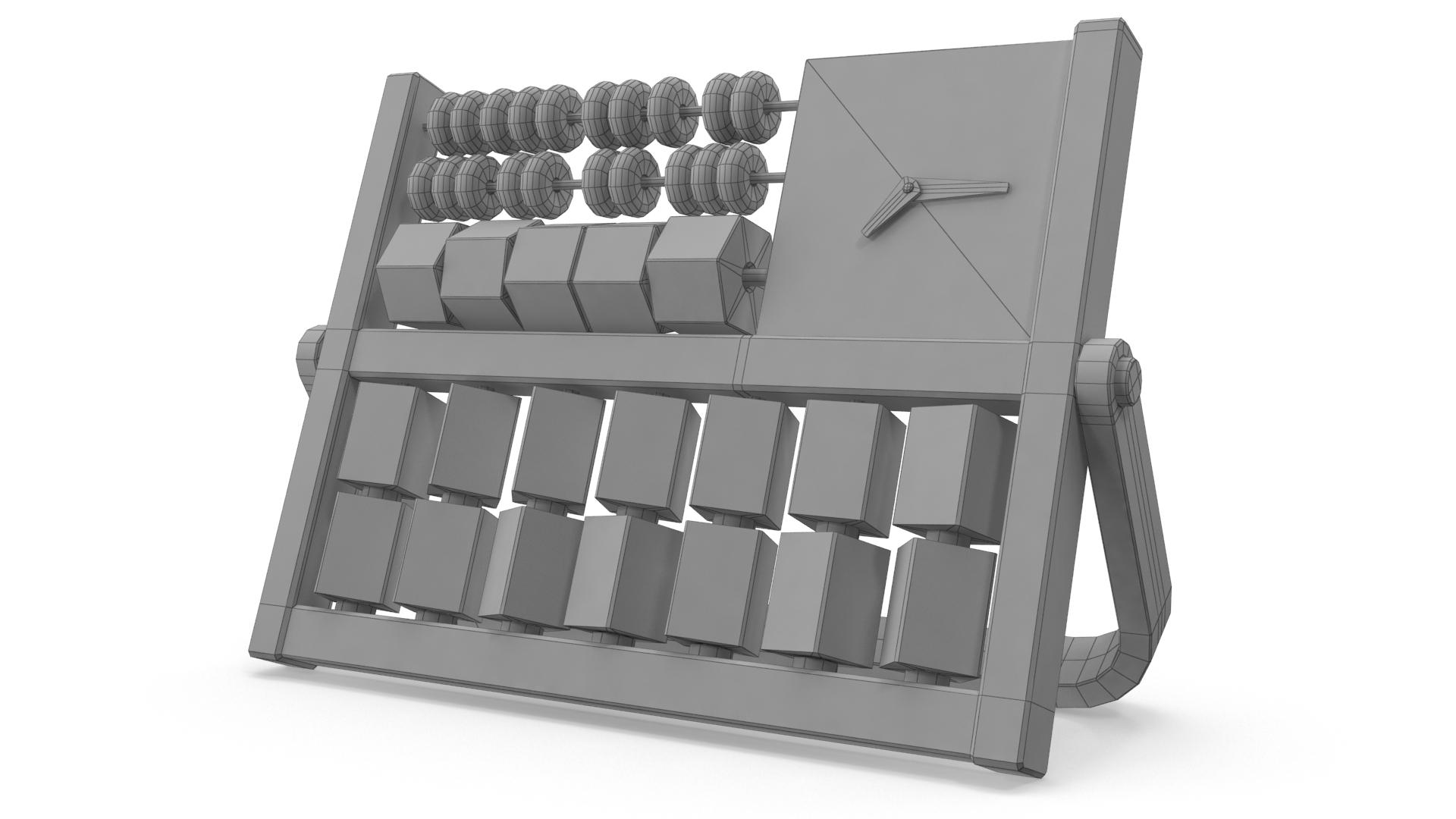 educational toy 3d model 3ds max fbx c4d obj 269322