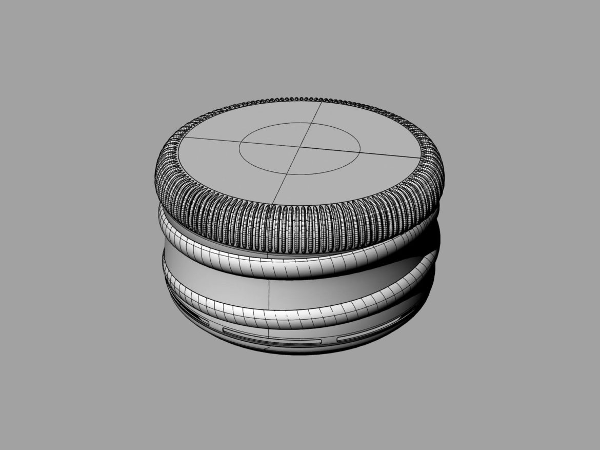 bottle screw cap 3d model 3ds max fbx 3dm obj 269430