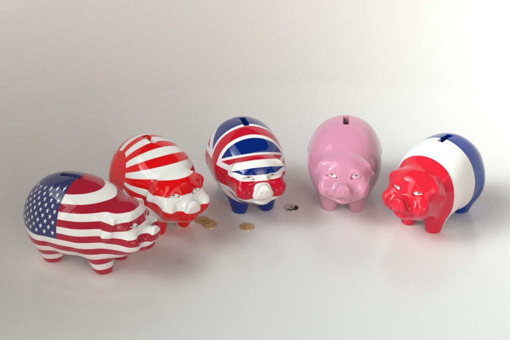 piggy bank 3d model 3ds max fbx dae obj 269462