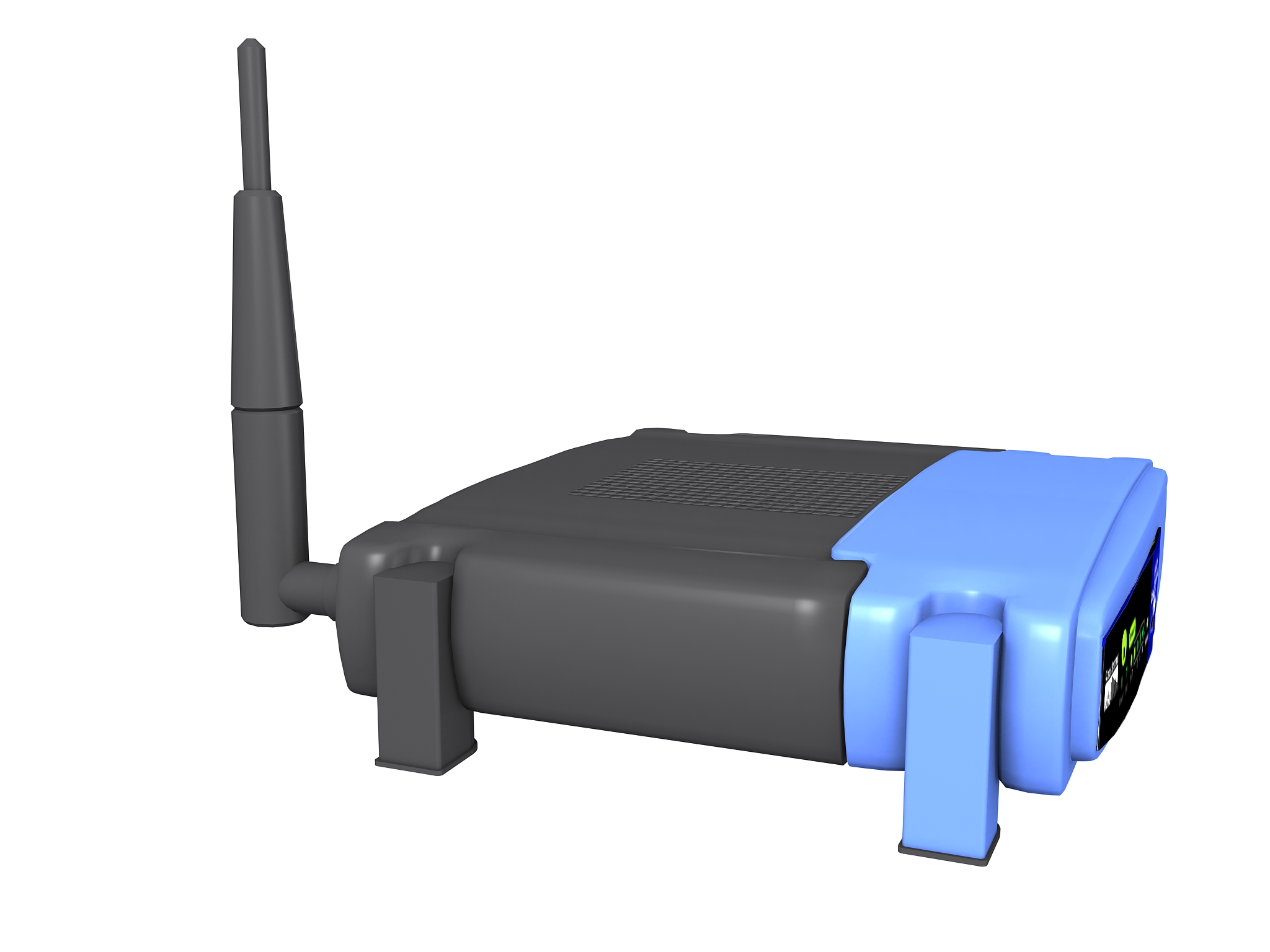 how to connect linksys wireless router