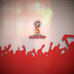 FIFA WORLD CUP RUSSIA 2018 STYLE 3d model 3ds max fbx jpeg ma mb obj