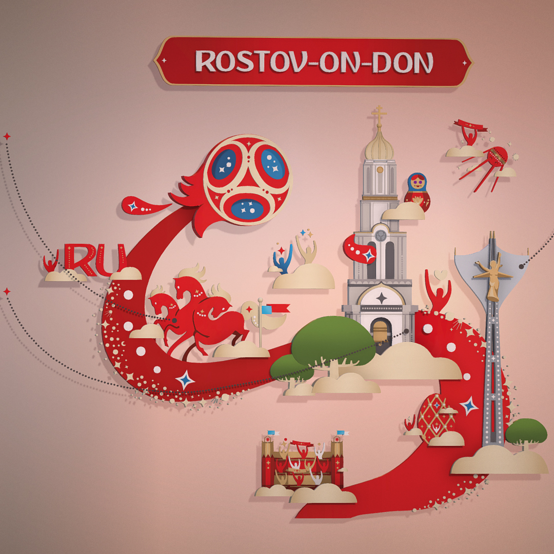 opisyal na world cup 2018 russia host city rostov 3d modelo max fbx ma mb obj 270032