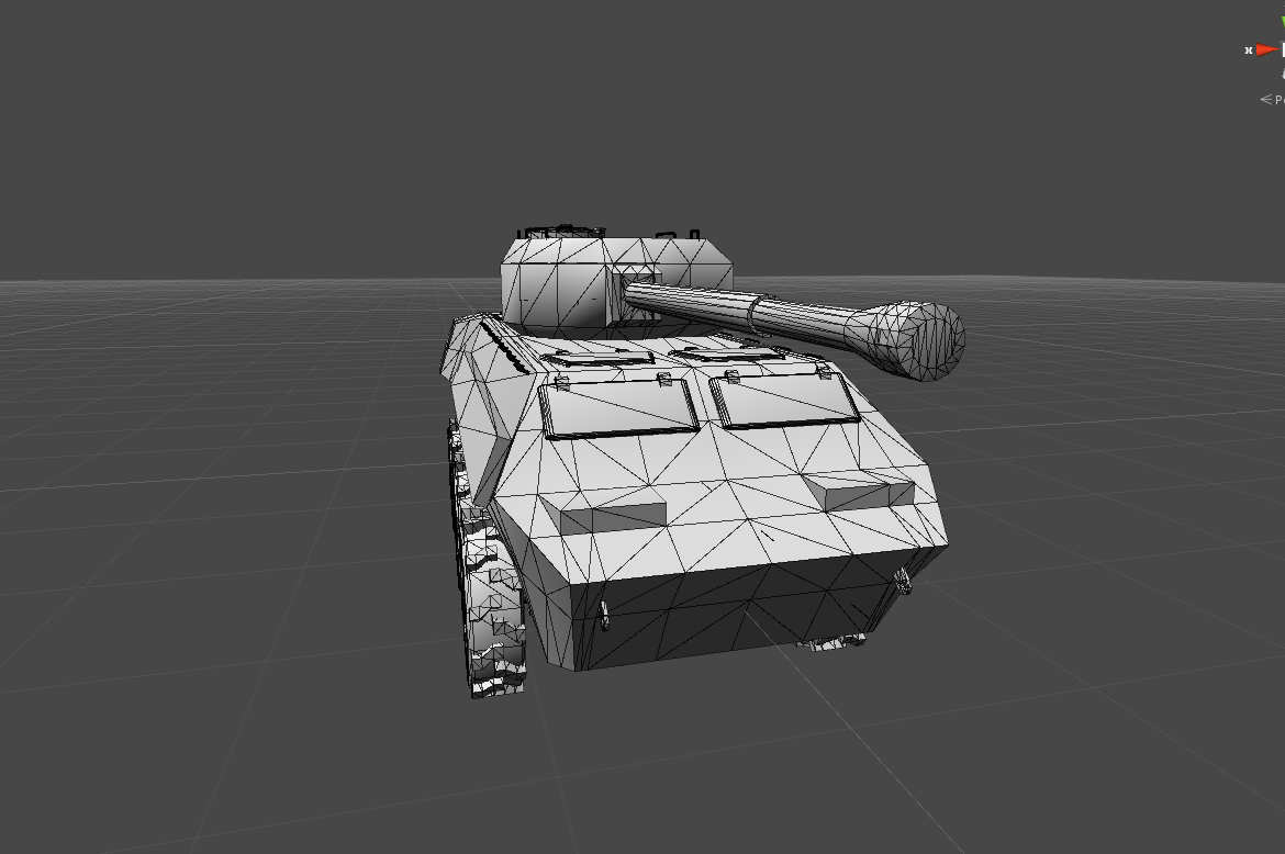 Heavy Armored Personnel Сarrier 3d model 0