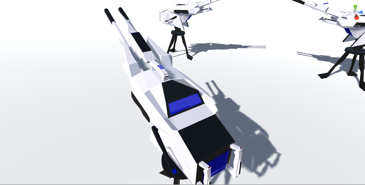 battle arctic turret-gun-fantasy weapons for games 3d model fbx 270124