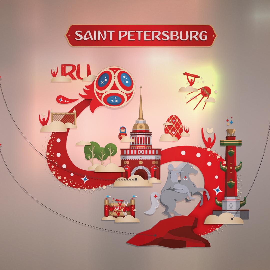 pasaules čempionāts 2018 krievu mītnes pilsēta svētais petersburg 3d modelis max fbx jpg jpg ma mb obj 270479