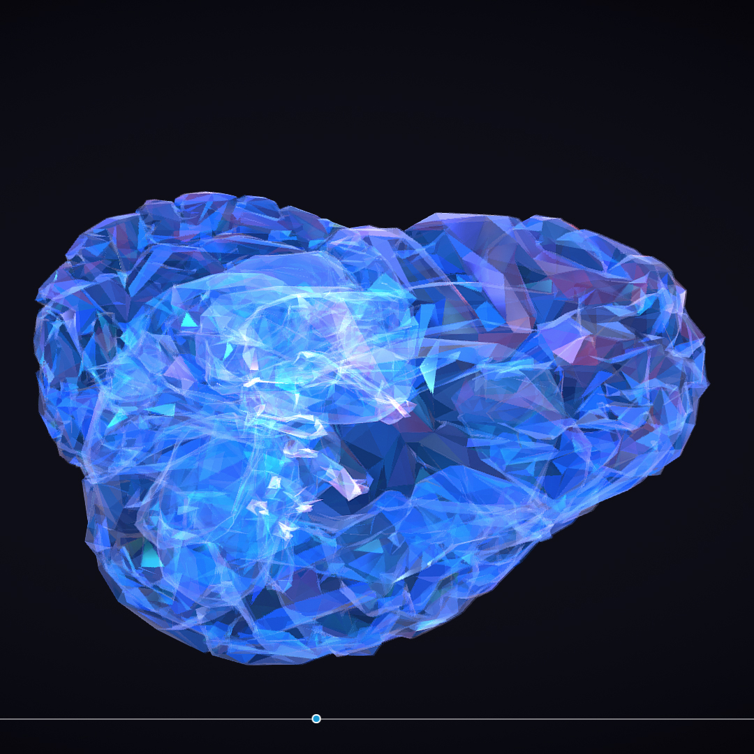 ZygoteD Human Brain Model - Medically Accurate