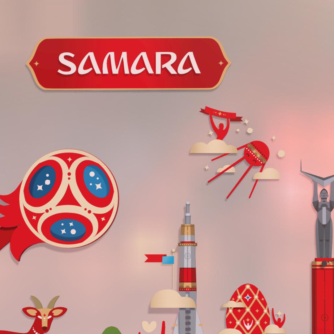 official world cup 2018 russia host city samara 3d model max 270651