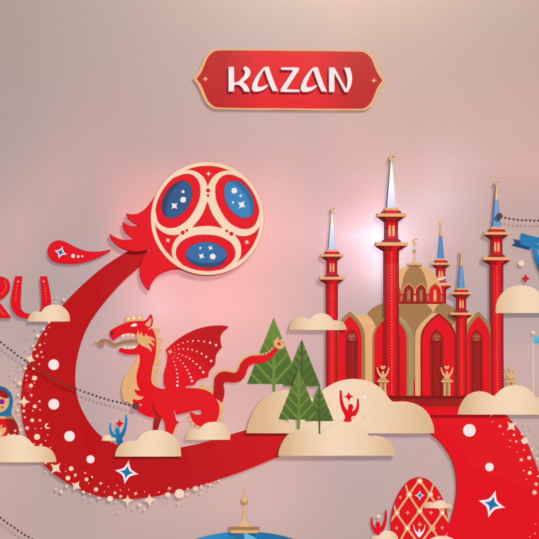 official world cup 2018 russia host city kazan 3d model max fbx jpeg jpg ma mb obj 270704