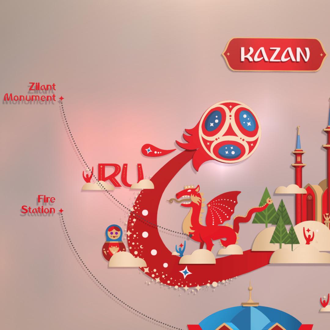 official world cup 2018 russia host city kazan 3d model max fbx jpeg jpg ma mb obj 270707