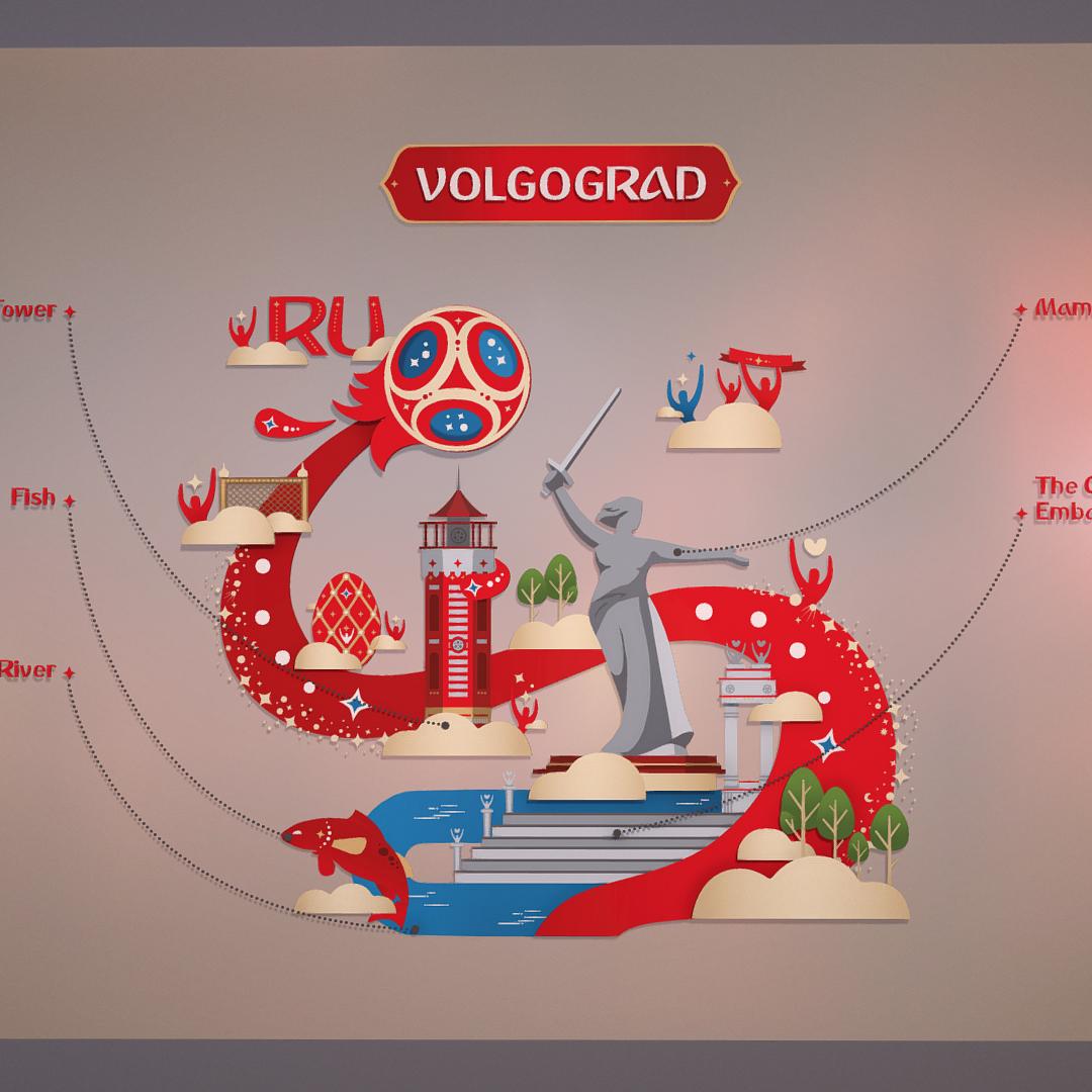 world cup 2018 russia host city volgograd 3d model max fbx jpeg jpg ma mb obj 270776