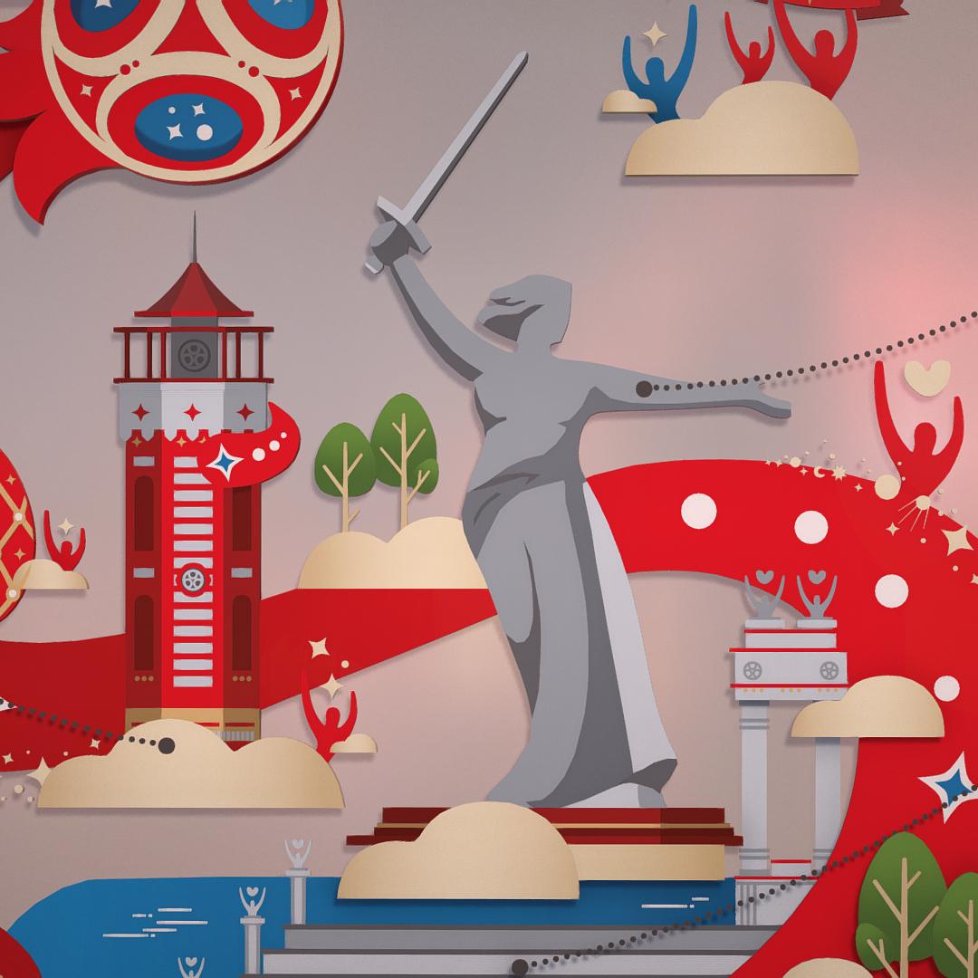 world cup 2018 russia host city volgograd 3d model max fbx jpeg jpg ma mb obj 270778