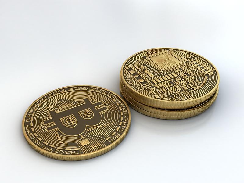 bitcoin 3d model max 270810