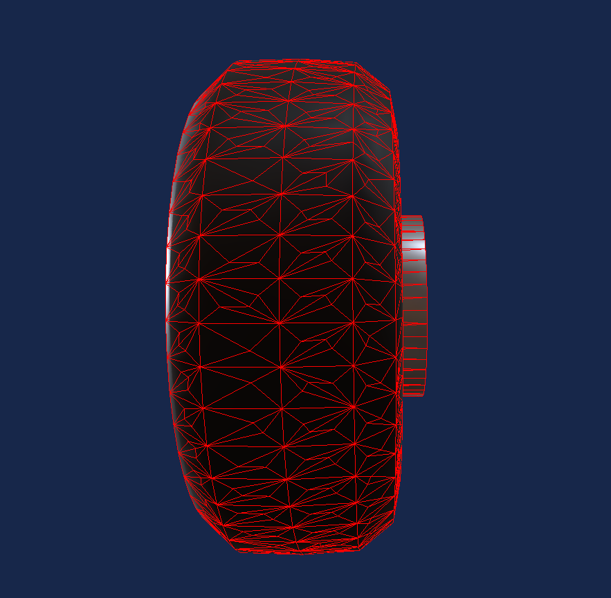 old wheel for car helicopter airplane,veichles 3d model fbx 270964