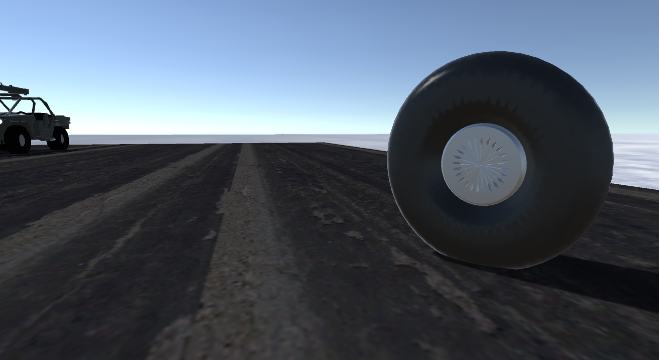 old wheel for car helicopter airplane,veichles 3d model fbx 270977