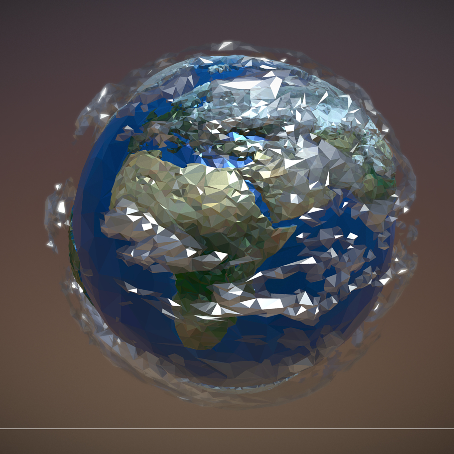 animated planet earth 3d model 3ds max fbx ma mb tga targa icb vda vst pix obj 271038