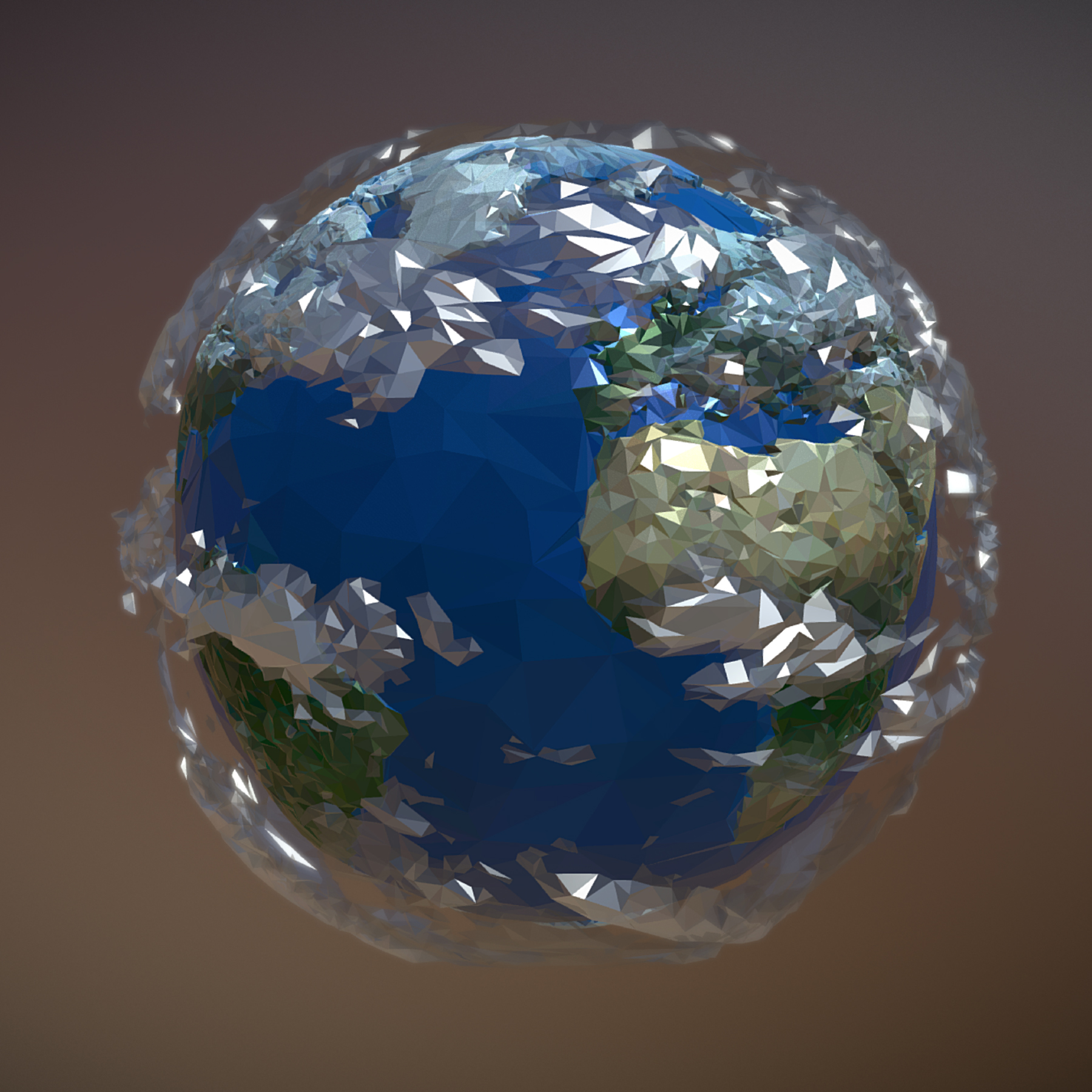 animated planet earth 3d model 3ds max fbx ma mb tga targa icb vda vst pix obj 271039