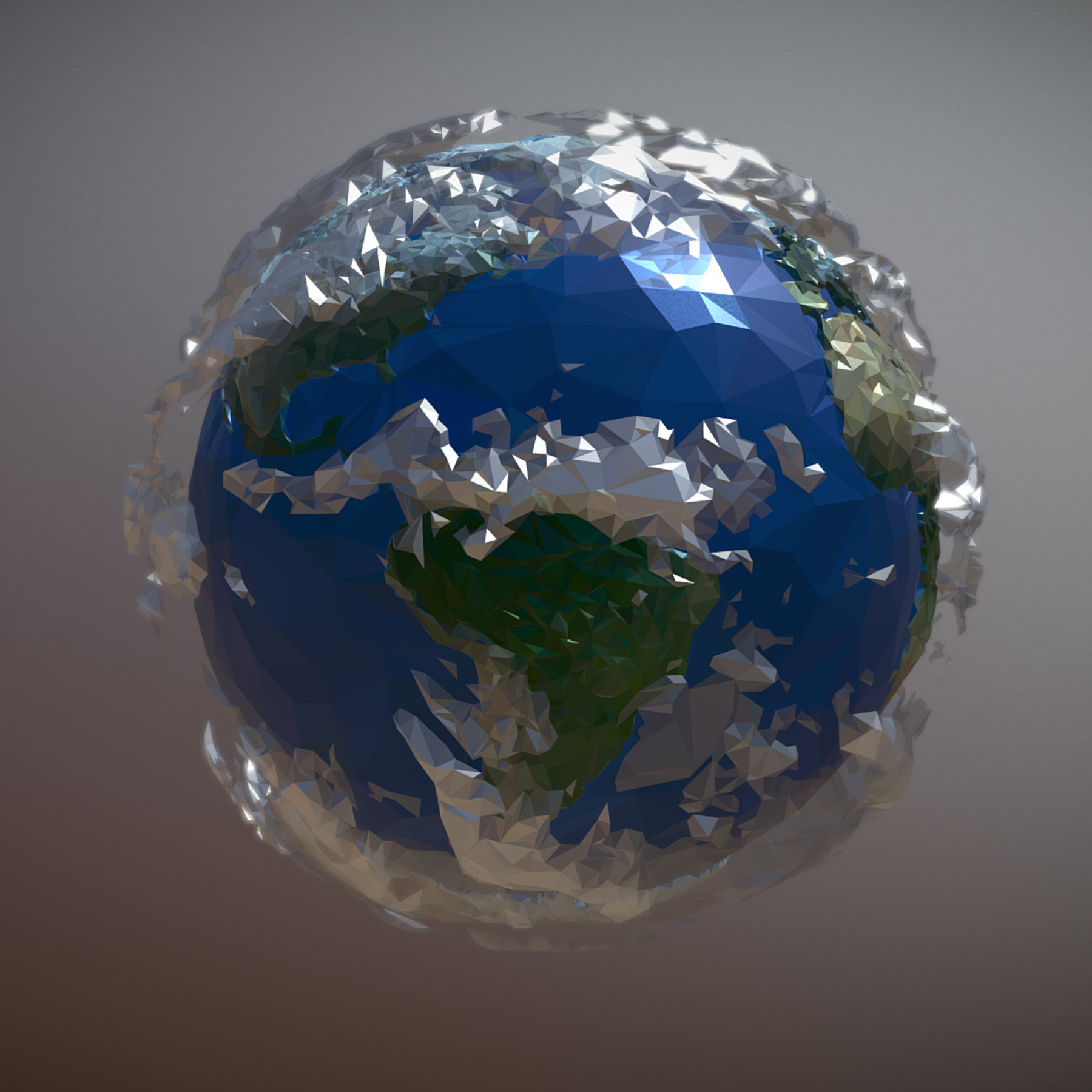 animated planet earth 3d model 3ds max fbx ma mb tga targa icb vda vst pix obj 271040