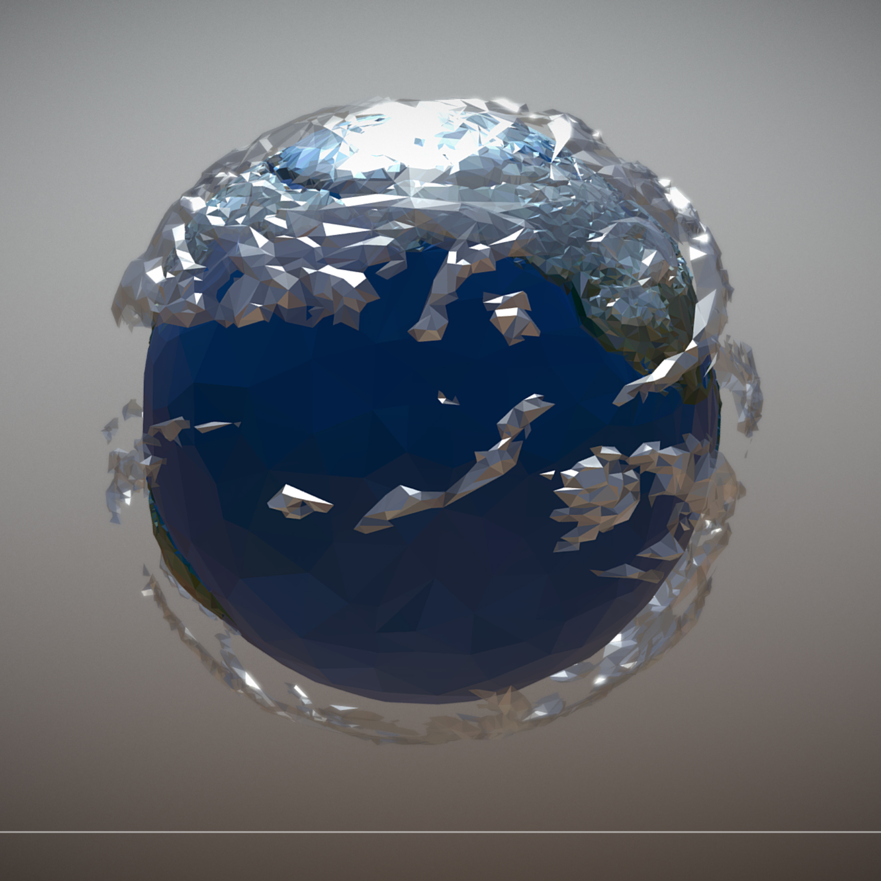animated planet earth 3d model 3ds max fbx ma mb tga targa icb vda vst pix obj 271043