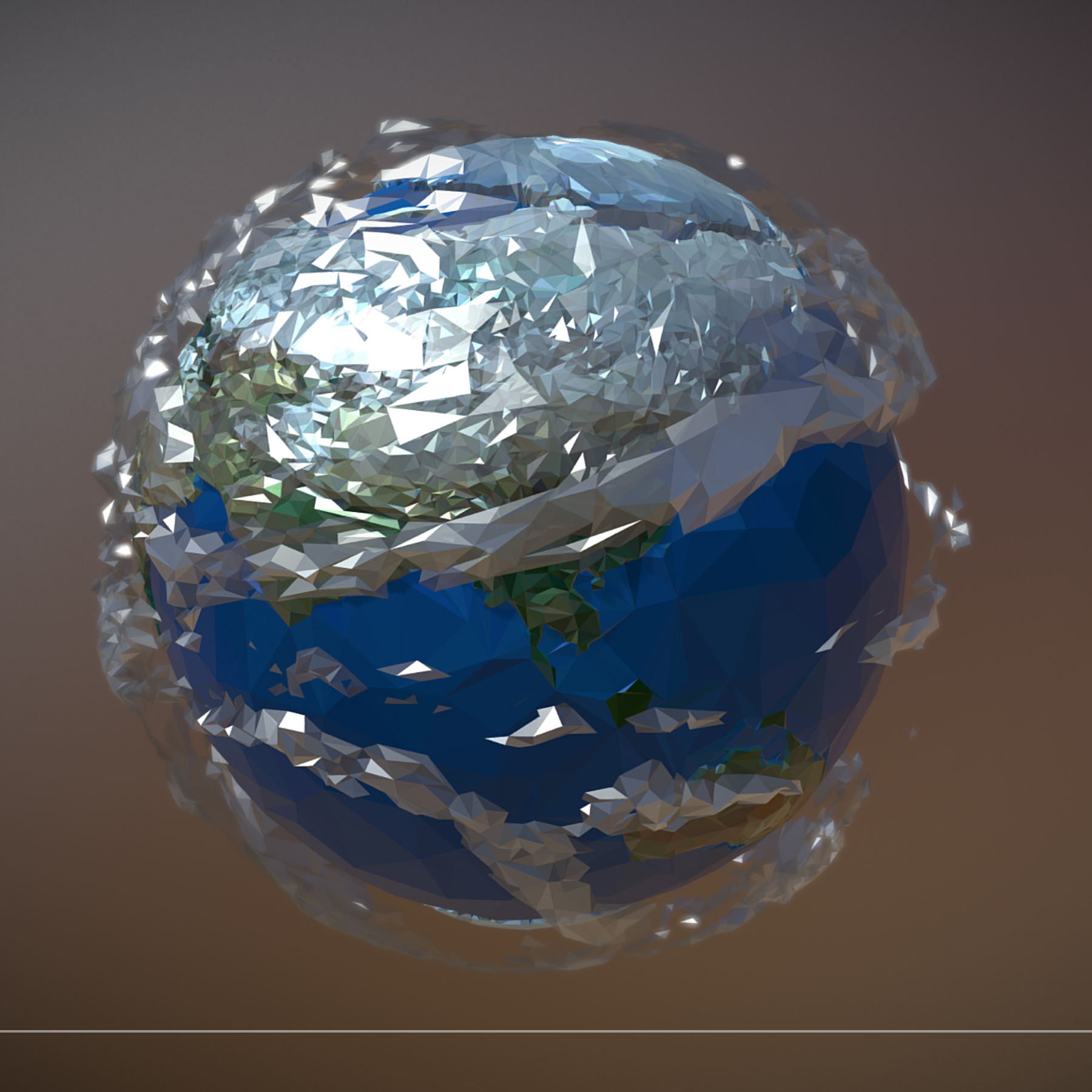 animated planet earth 3d model 3ds max fbx ma mb tga targa icb vda vst pix obj 271045