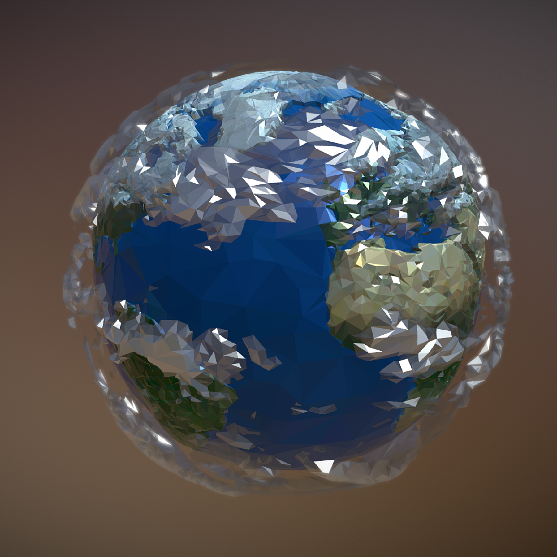 animated planet earth 3d model 3ds max fbx ma mb tga targa icb vda vst pix obj 271047