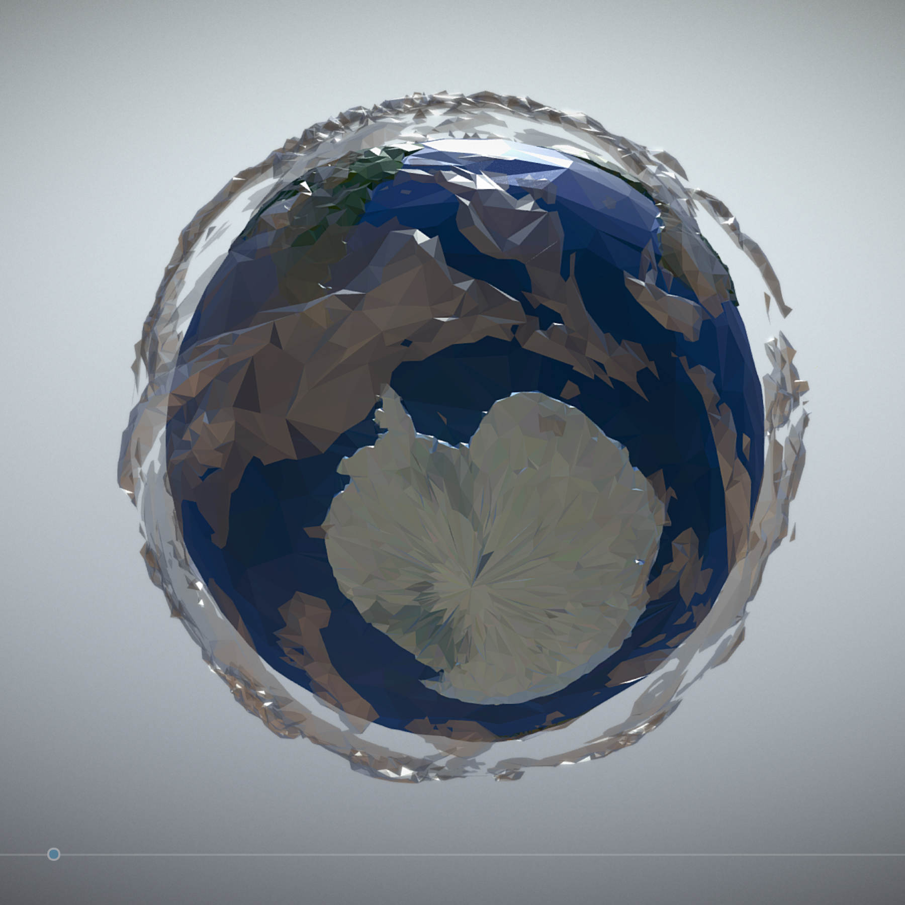 animated planet earth 3d model 3ds max fbx ma mb tga targa icb vda vst pix obj 271052