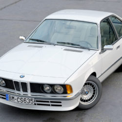 BMW 6 series E24 1986 3d model render ready 3ds max fbx c4d obj