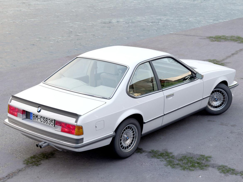 e24 6 series coupe 1986 3d model 3ds max fbx c4d obj 271319
