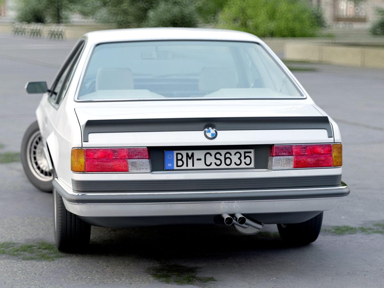 e24 6 series coupe 1986 3d model 3ds max fbx c4d obj 271322