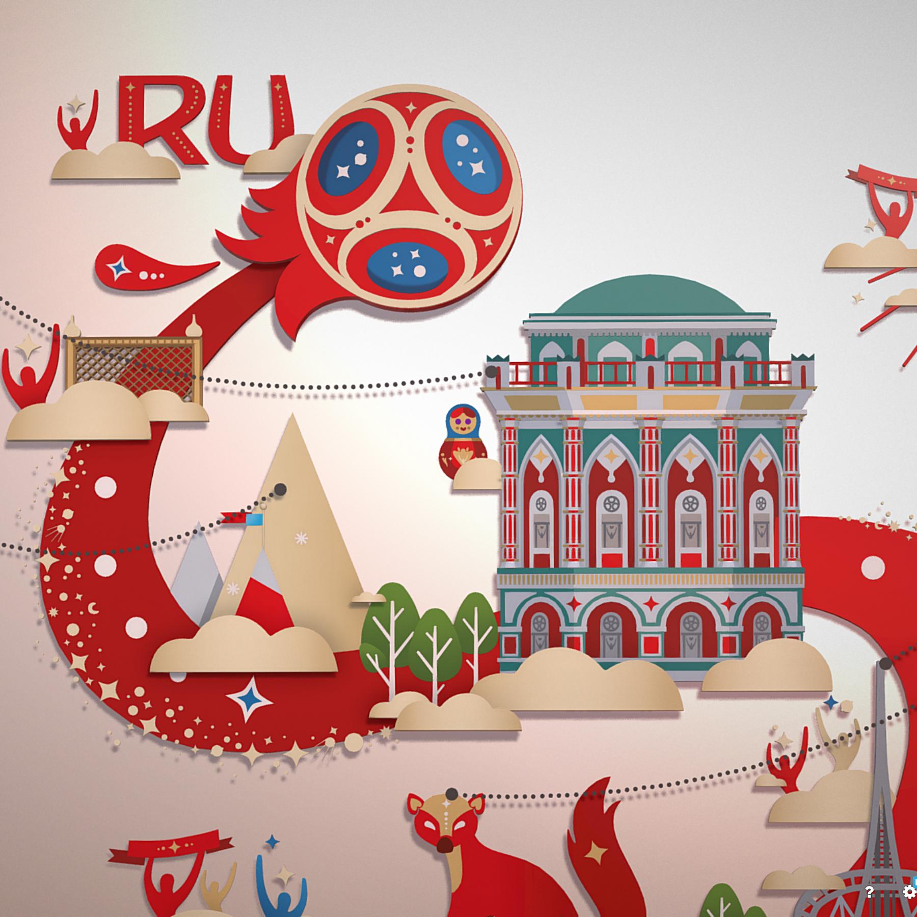 fifa wold cup 2018 russia host city ekaterinburg 3d model max  fbx jpeg jpg ma mb obj 271368